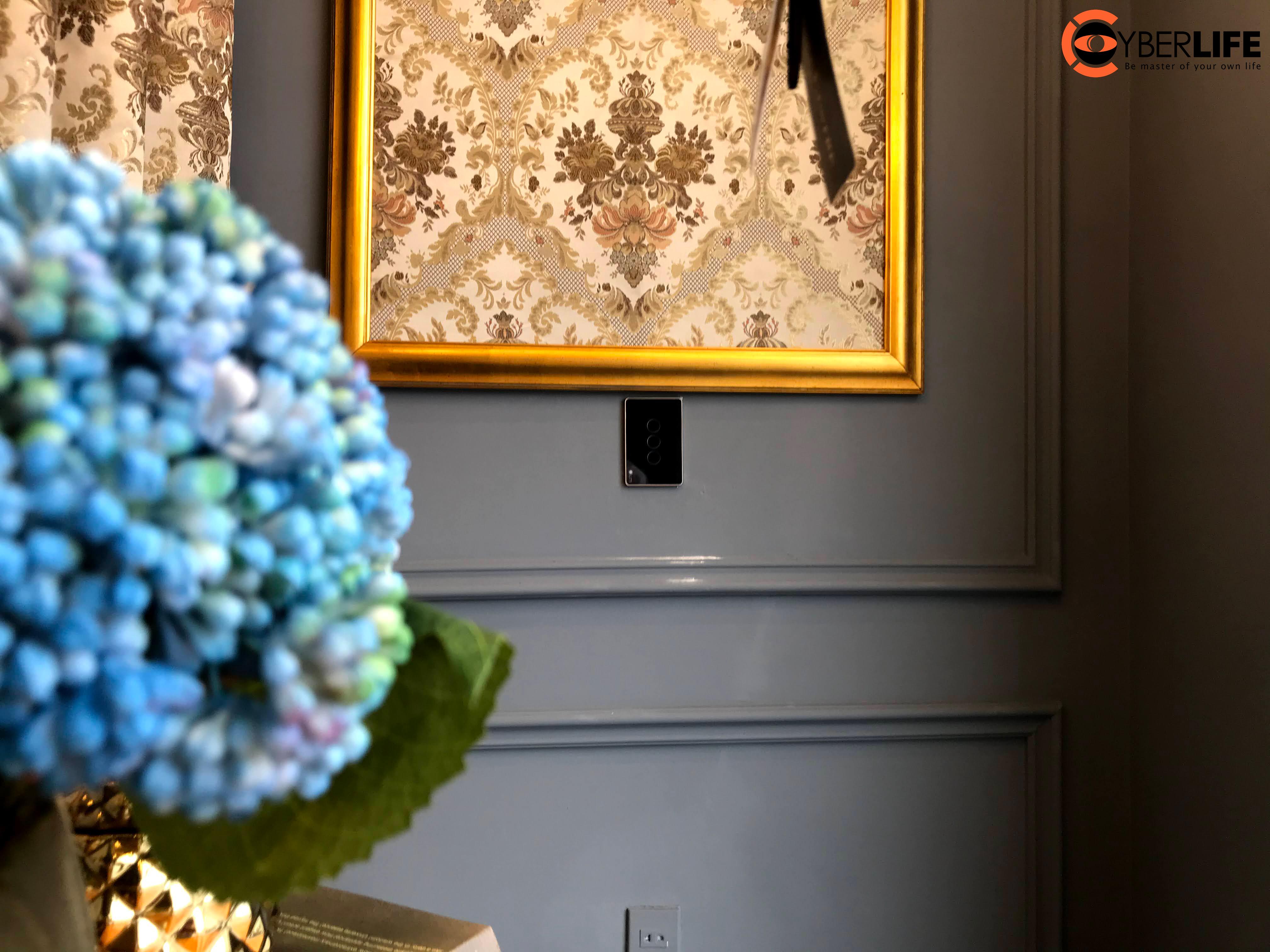 Showroom đèn trang trí cao cấp Lavish – nhà thông minh Lumi